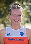 UTRECHT -   SANNE KOOLEN , trainingsgroep Nederlands team hockey.   COPYRIGHT  KOEN SUYK