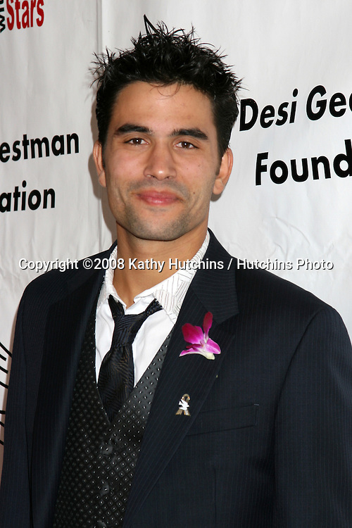 Ignacio Serricchio arriving at the Desi Geestman Foundataion Annual Evening with the Stars at the Universal Sheraton Hotel in Los Angeles, CA.October 11, 2008.©2008 Kathy Hutchins / Hutchins Photo...                .