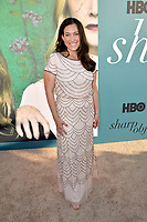 Jessica Rhoades at the premiere for the HBO series &quot;Sharp Objects&quot; at the Cinerama Dome, Los Angeles, USA 26 June 2018<br /> Picture: Paul Smith/Featureflash/SilverHub 0208 004 5359 sales@silverhubmedia.com