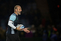 Harlequins' Head Coach Paul Gustard<br /> <br /> Photographer Bob Bradford/CameraSport<br /> <br /> Gallagher Premiership - Harlequins v Saracens - Saturday 6th October 2018 - Twickenham Stoop - London<br /> <br /> World Copyright © 2018 CameraSport. All rights reserved. 43 Linden Ave. Countesthorpe. Leicester. England. LE8 5PG - Tel: +44 (0) 116 277 4147 - admin@camerasport.com - www.camerasport.com