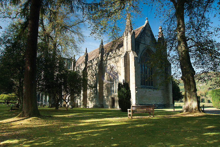 Dunkeld Cathedral, Dunkeld, Perthshire