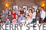 Pictured at the Devon Inn on Saturday for the Christening celebrations of baby Harry Micheal Lawlor. Parents seated centre are Micheal Lawlor, originally form Bana now living in Limerick with his wife Charlotte Garvin Lawlor, who is originally from Belmullet, Co Mayo. Godfathers are Eamonn Lawlor and Gary Garvin and Godmother is Denise Garvin. The christening was held at 4pm in Dromcollogher by Fr. O'Dea.