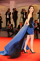 Qi Wei walks the red carpet ahead of the 'Manhunt (Zhuibu)' screening during the 74th Venice Film Festival at Sala Darsena on September 8, 2017 in Venice, Italy. <br /> CAP/GOL<br /> &copy;GOL/Capital Pictures