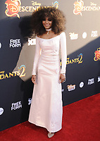 www.acepixs.com<br /> <br /> July 11 2017, LA<br /> <br /> China Anne McClain arriving at the premiere of Disney Channel's 'Descendants 2' on July 11, 2017 in Los Angeles, California. <br /> <br /> By Line: Peter West/ACE Pictures<br /> <br /> <br /> ACE Pictures Inc<br /> Tel: 6467670430<br /> Email: info@acepixs.com<br /> www.acepixs.com