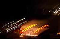 Belo Horizonte_MG, Brasil...Vista do Anel Rodoviario, de Belo Horizonte, dentro de um carro...The ring road view, in Belo Horizonte, inside a car...Foto: LEO DRUMOND / NITRO