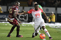 Deportes Tolima vs Independiente Santa Fe, 14-12-2016. LA II_2015 Final Ida