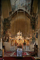nave,iconostasis,Milesheva  Monastery of Ascension of the Lord , 1234-1235