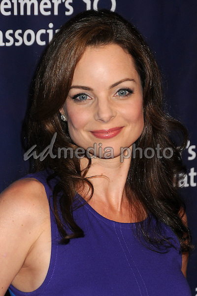 "18 March 2015 - Beverly Hills, California - Kimberly Williams-Paisley. 23rd Annual ""A Night at Sardi's"" Benefit for the Alzheimer's Association held at The Beverly Hilton Hotel. Photo Credit: Byron Purvis/AdMedia"