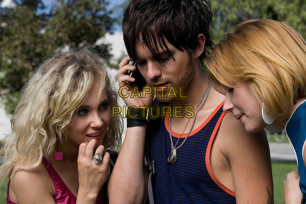 Juno Temple, Thomas Dekker, Haley Bennett.in Kaboom (2010) .*Filmstill - Editorial Use Only*.CAP/NFS.Supplied by Capital Pictures.