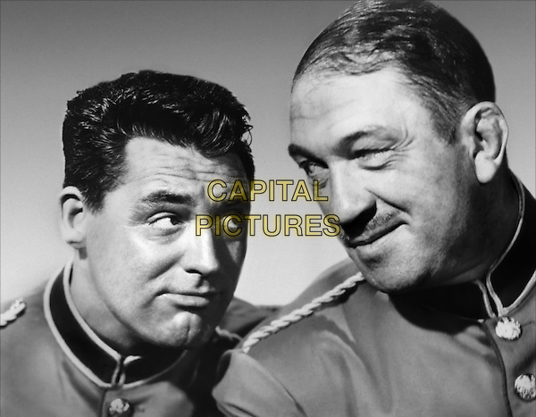 Cary Grant & Victor McLaglen.in Gunga Din.*Filmstill - Editorial Use Only*.CAP/PLF.Supplied by Capital Pictures.