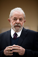 Lula Inácio da Silva, Brazilian Political Leader, Trade Unionist, former President of Brazil from 01 January 2003 to 31 December 2010, founding member of the Workers' Party, PT, metalworkers' union leader,