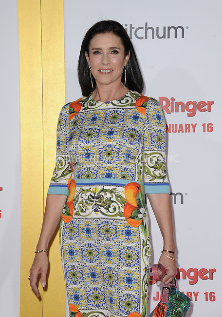 WWW.ACEPIXS.COM<br /> <br /> January 6 2015, LA<br /> <br /> Mimi Rogers arriving at 'The Wedding Ringer' World Premiere at the TCL Chinese Theatre on January 6, 2015 in Hollywood, California. <br /> <br /> <br /> By Line: Peter West/ACE Pictures<br /> <br /> <br /> ACE Pictures, Inc.<br /> tel: 646 769 0430<br /> Email: info@acepixs.com<br /> www.acepixs.com