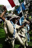 World Scout Jamboree 2007 in UK