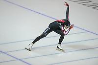 SPEEDSKATING: CALGARY: Olympic Oval, 26-02-2017, ISU World Sprint Championships, 500m Men, Laurent Dubreuil (CAN), ©photo Martin de Jong