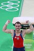 Rio 2016 Team Chile Gimnasia Tomás González