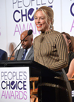 LOS ANGELES, CA. November 15, 2016: Actress Piper Perabo at the Nominations Announcement for the 2017 People's Choice Awards at the Paley Center for Media, Beverly Hills.<br /> Picture: Paul Smith/Featureflash/SilverHub 0208 004 5359/ 07711 972644 Editors@silverhubmedia.com