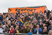 during the Sky Bet League 2 match between Newport County and Notts County at Rodney Parade, Newport, Wales on 6 May 2017. Photo by Mark  Hawkins / PRiME Media Images.