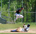 2011 High School Baseball: McCrory vs Bigelow
