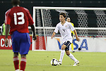 11 October 2008: Jose Francisco Torres (USA) earned his first international cap. The United States Men's National Team defeated Cuba Men's National Team 6-1 at RFK Stadium in Washington, DC in a CONCACAF semifinal round FIFA 2010 South Africa World Cup Qualifier.
