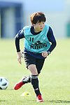 Asato Miyagawa (JPN), JANUARY 16, 2018 -  Football / Soccer : <br /> Japan women's national team training camp <br /> in Tokyo, Japan. <br /> (Photo by Yohei Osada/AFLO)