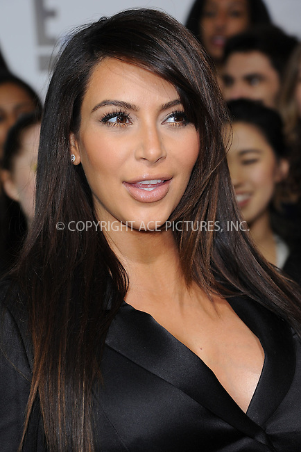 WWW.ACEPIXS.COM . . . . . .April 22, 2013...New York City....Kim Kardashian attends the E! 2013 Upfront at The Grand Ballroom at Manhattan Center on April 22, 2013in New York City.....Please byline: KRISTIN CALLAHAN - WWW.ACEPIXS.COM.. . . . . . ..Ace Pictures, Inc: ..tel: (212) 243 8787 or (646) 769 0430..e-mail: info@acepixs.com..web: http://www.acepixs.com .