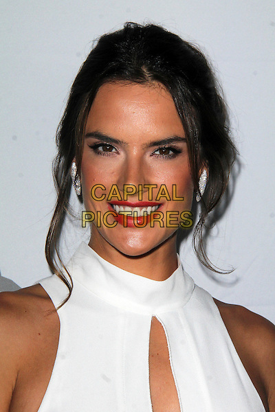 SANTA MONICA, CA - JUNE 11: Alessandra Ambrosio at Pathway to the Cure for Breast Cancer - A Fundraiser benefiting Susan G. Komen, Santa Monica Airport, Santa Monica,  June 11, 2014.  <br /> CAP/MPI/JO<br /> &copy;Janice Ogata/MediaPunch/Capital Pictures