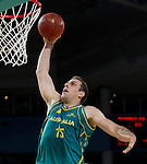 Basketball-Australia (Boomers) v Greece 24-06-2012.Spalding.Photo: Grant TreebyBasketball-Australia (Boomers) v Greece 24-06-2012.Spalding.Photo: Grant Treeby