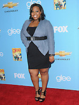 Amber Riley. at Fox's Premiere Screening & Party for Glee held at Paramount Studios in Hollywood, California on September 07,2010                                                                   Copyright 2010  Hollywood Press Agency