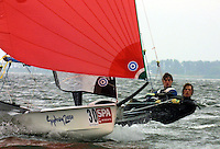 Spa Regatta 2003 - 49'er