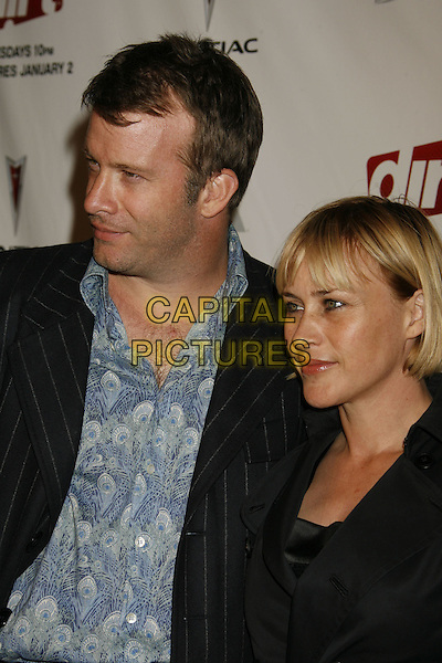 "THOMAS JANE & PATRICIA ARQUETTE .The ""Dirt"" Hollywood premiere, Hollywood, California, USA..December 9th, 2006.headshot portrait .CAP/ADM/RE.©Russ Elliot/AdMedia/Capital Pictures"