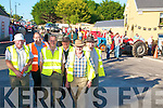 Kilflynn Rally: Attending the Kilflynn Vintage Tractor & Car Rally in Kilflynn on Saturday were organisers Mike Connell, Anthony O'Connor, Phil Hannifin, John Joe O'Connor, Joe Brennan & John Brennan.