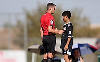 U.S. Soccer Referee's Fall Central Region Showcase, October 2019