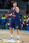 FC Barcelona Lassa Thomas Heurtel during Turkish Airlines Euroleague match between Real Madrid and FC Barcelona Lassa at Wizink Center in Madrid, Spain. December 14, 2017. (ALTERPHOTOS/Borja B.Hojas)