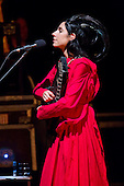 May 26, 2011: PJ HARVEY - Aula Magna Lisbon Portugal