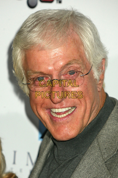 "DICK VAN DYKE.2nd Annual ""A Fine Romance"" Benfit for the Motion Picture & Television Fund at Sunset Gower Studios, Hollywood, California, USA,.18 November 2006..portrait headshot.CAP/ADM/BP.©Byron Purvis/AdMedia/Capital Pictures."