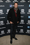 Black List Actor Ryan James Eggold, Attends GLORY Sports International (GSI) Presents GLORY 12 Kick Boxing World Championship NEW YORK, LIVE on SPIKE TV, from the Theater at Madison Square Garden, NY
