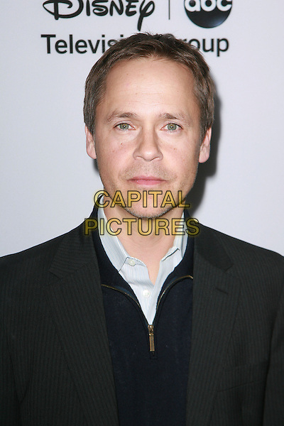 Chad Lowe.Disney ABC Television Group Hosts ?TCA Winter Press Tour? held at Langham Huntington Hotel, Pasadena, California, USA, 11th January 2013..portrait headshot  blue shirt grey gray jacket .CAP/ADM/AM.©Amelie Mucci/AdMedia/Capital Pictures.