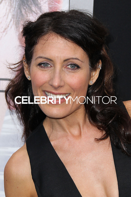 "WESTWOOD, LOS ANGELES, CA, USA - APRIL 10: Lisa Edelstein at the Los Angeles Premiere Of Warner Bros. Pictures And Alcon Entertainment's ""Transcendence"" held at Regency Village Theatre on April 10, 2014 in Westwood, Los Angeles, California, United States. (Photo by Xavier Collin/Celebrity Monitor)"