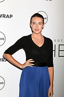 LOS ANGELES - OCT 26:  Anna Schafer at the Power Women Breakfast L.A. at the Montage Hotel on October 26, 2017 in Beverly Hills, CA
