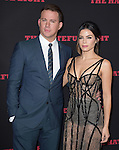Channing Tatum and Jenna Dewan Tatum<br />  at The Weinstein L.A. Premiere of The Hateful Eight held at The Arclight Theatre in Hollywood, California on December 07,2015                                                                   Copyright 2015 Hollywood Press Agency