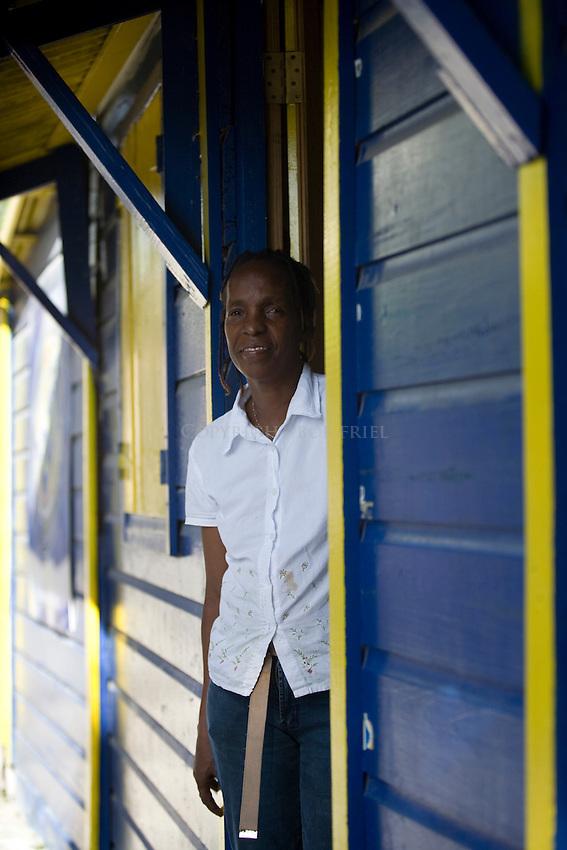 Veronica Germain.Yellow Bird Bar #2.Bridgetown, St. Michael's Parish.Barbados.