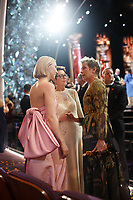 Nominee Saoirse Ronan, guest and Oscar&reg; winner Frances McDormand following the live ABC Telecast of The 90th Oscars&reg; at the Dolby&reg; Theatre in Hollywood, CA on Sunday, March 4, 2018.<br /> *Editorial Use Only*<br /> CAP/PLF/AMPAS<br /> Supplied by Capital Pictures