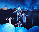 Peter Pan with Jack Blumenau,Katie Foster-Barnes opens at the Savoy Theatre on 16/12/03  CREDIT Geraint Lewis