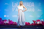 Nerea Rodriguez during presentation of new cast of 'La Llamada' theater show at Teatro Lara in Madrid, Spain. May 24, 2018. (ALTERPHOTOS/Borja B.Hojas)