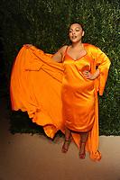 NEW YORK, NY - NOVEMBER 6: Paloma Elsesser at the 14th Annual CFDA Vogue Fashion Fund Gala at Weylin in Brooklyn, New York City on November 6, 2017. Credit: John Palmer/MediaPunch