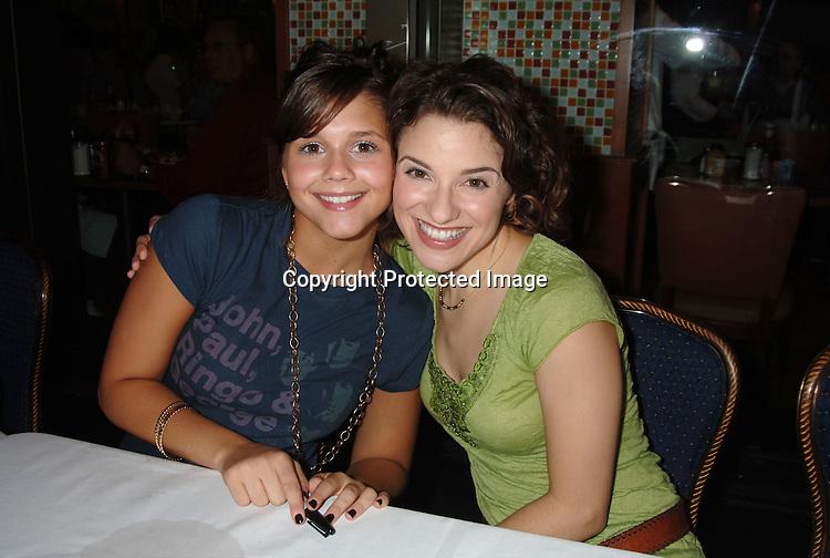 Alexandra Chando and Jenn Gambatese