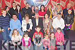 Young at Heart - Thomas Barrett from Causeway, seated centre pictured having a wonderful time with family and friends at his 70th birthday party held in the Ballyroe Heights Hotel on Sunday afternoon. Front l/r Michaela Barrett, Alanah Stritch, Thomas Stritch, Ava Morriarty, Shauna Morriarty and Katelyn Stritch, seated l/r Michael, Mary & Thomas Barrett, Mary Morriarty and Tommy Barrett, standing l/r Brandon Barrett, Laura Griffin, Jay Cleary, Maggie, Anthony, Martina, Mathew & Margaret Griffin, Emma Fitzgerald, Megan &  Mary Barrett, John & Emma Stritch.......................................................................................................................................................................................................................................................................................................................................................................................................................................................................................................................................................................................................................... ........................