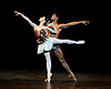 Carlos Acosta with guest artists from the Royal Ballet <br /> at the London Coliseum, London, Great Britain<br /> 31st March 2008 <br /> <br /> Carlos Acosta<br /> <br /> pas de deux from Agrippina Vaganova's Diana &amp; Acteaeon <br /> <br /> Photograph by Elliott Franks
