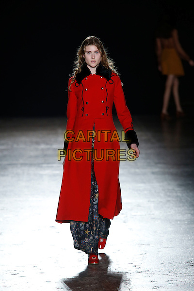 VIVETTA<br /> Paris Fashion Week Fall Winter 2016<br /> Paris, France, March 01,  2016.<br /> CAP/GOL<br /> &copy;GOL/Capital Pictures