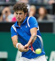 12-02-13, Tennis, Rotterdam, ABNAMROWTT, Robin Haase,